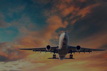 Cargo Transport Airplane