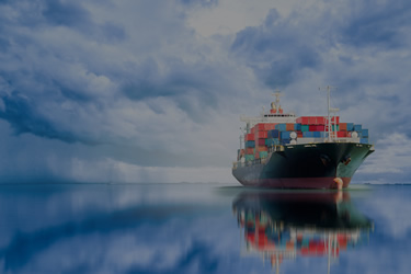 Cargo Transport Ship